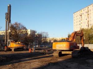 Wrocław zabezpieczenie wykopuul. Bezpieczna - Baumatech