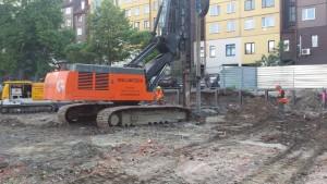 Posadowienie pośrednie Wrocław ul. Bema – TBS