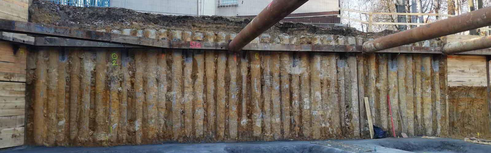 Ścianka berlińska wwibrowywana Katowice