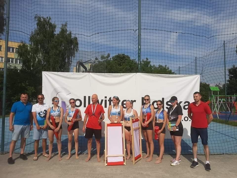 Mistrzostwa Dolnego Śląska Młodziczek w Siatkówce Plażowej